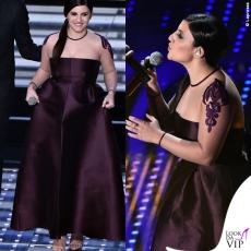 Sanremo-2016-prima-serata-Deborah-Iurato-abito-Francesco-Paolo-Salerno